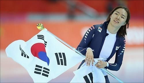스피드스케이팅 월드컵 5차 대회 출전이 무산된 이상화. ⓒ 연합뉴스