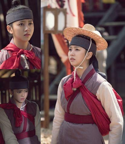 MBC '군주-가면의 주인' 김소현의 파격적인 첫 '남장' 변신한다.ⓒ MBC