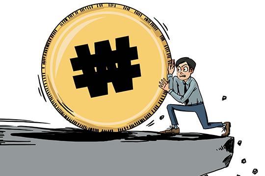 P2P금융 8퍼센트가 지난해 43억원의 당기순손실을 기록한 것으로 나타나면서 투자자들 사이에서는 부실 우려가 현실화 하는 것 아니냐는 목소리가 나온다 ⓒ데일리안