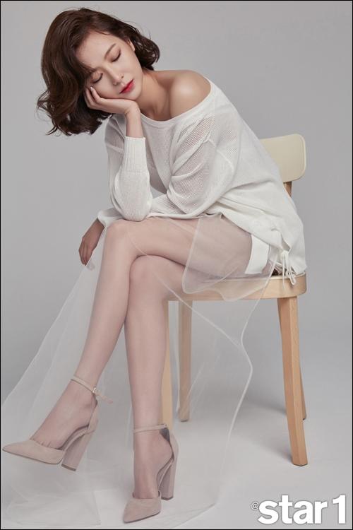 배우 김다예 화보가 화제다. ⓒ 엣스타일