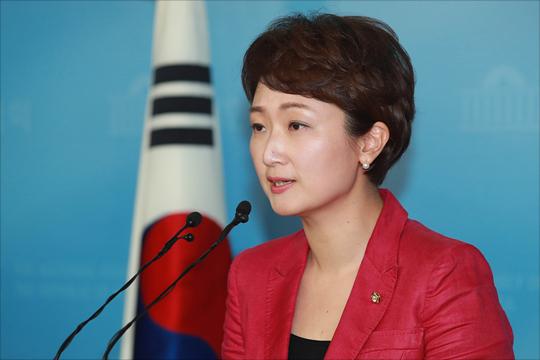 시장경제살리기연대 국회의원모임을 이끌고 있는 이언주 바른미래당 의원(자료사진). ⓒ데일리안 홍금표 기자