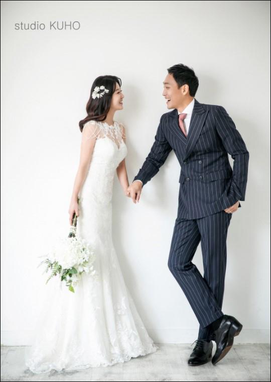 전무송 아들 전진우가 김미림과 오는 14일 결혼한다. ⓒ 드장플라워, 구호스튜디오, 미즈노블