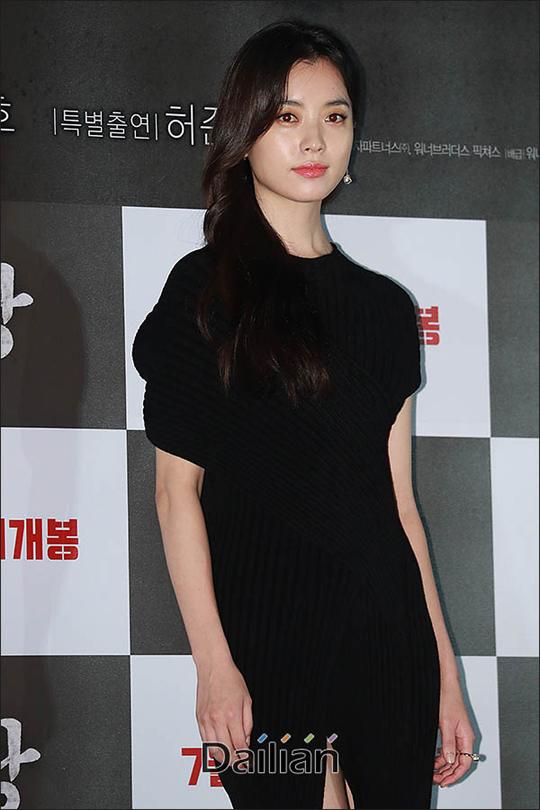 배우 한효주가 할리우드에 진출한다.ⓒ데일리안 류영주 기자