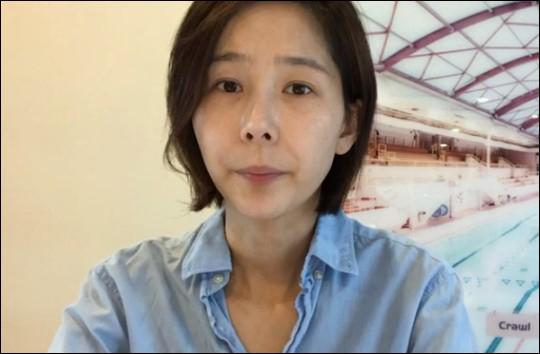 방송인 김나영이 29일 자신의 유튜브 채널