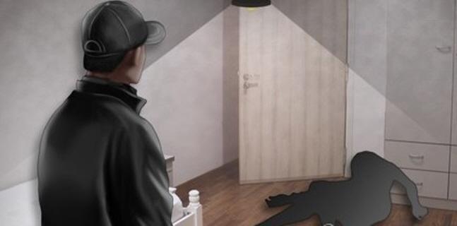 지난 5일 전북 익산에서 결혼반대로 어머니를 목졸라 숨지게 한 30대 남성이 경찰에 잡혔다. ⓒ 연합뉴스 일러스트