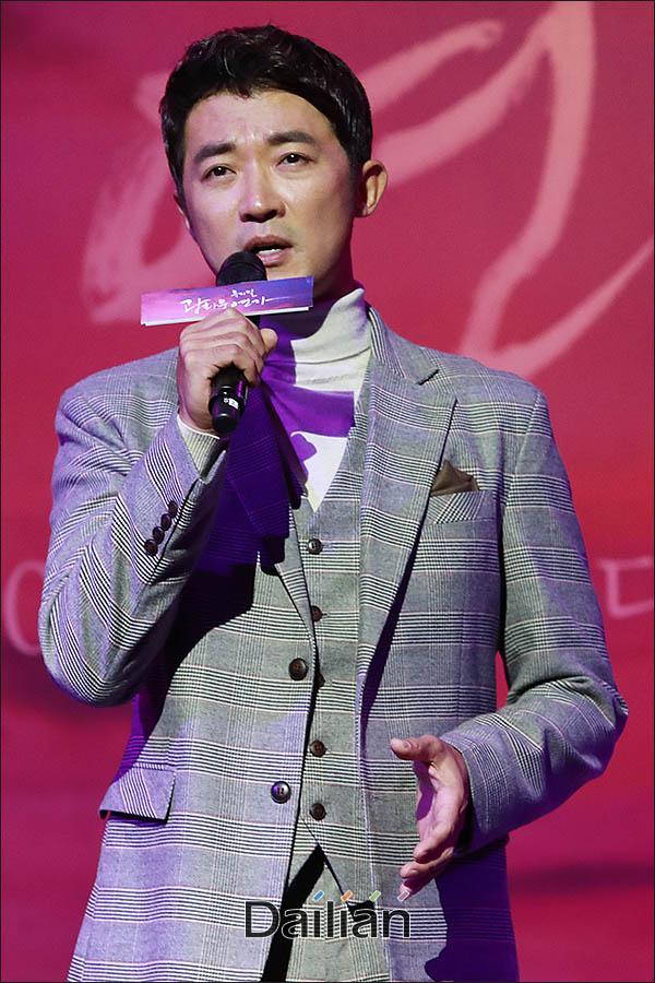 배우 안재욱이 음주운전을 하다가 경찰에 적발됐다.ⓒ데일리안 류영주 기자