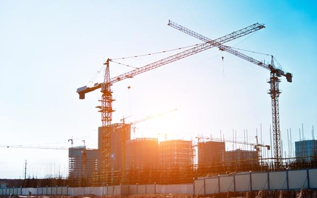 국내 건설사들이 잇달아 대형 프로젝트를 수주하며 분위기 반전에 나서고 있다. 사진은 한 해외 공사현장 모습. ⓒ게티이미지뱅크