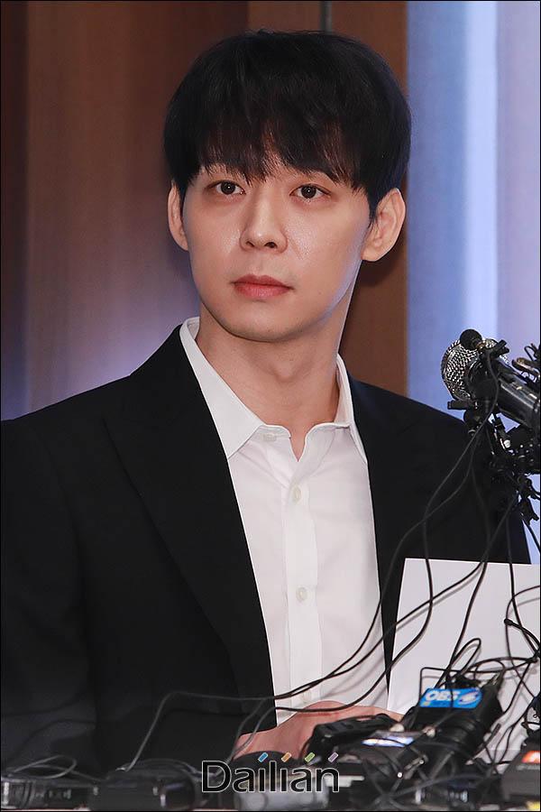박유천이 마약 의혹과 관련해 변호사를 선임했다. ⓒ 데일리안DB