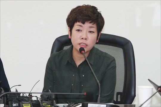 블랙리스트 명단에 올랐던 김미화는 2017년 MBC