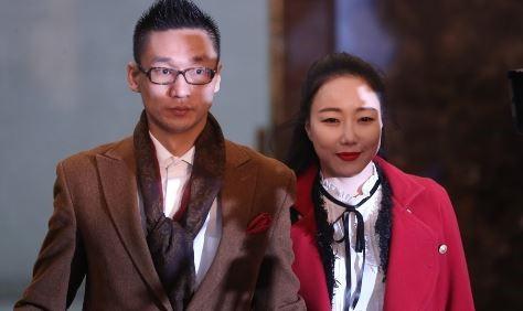팝 아티스트 낸시랭과 이혼 소송 중인 왕진진(본명 전준주)이 경찰에 체포됐다.ⓒ 연합뉴스