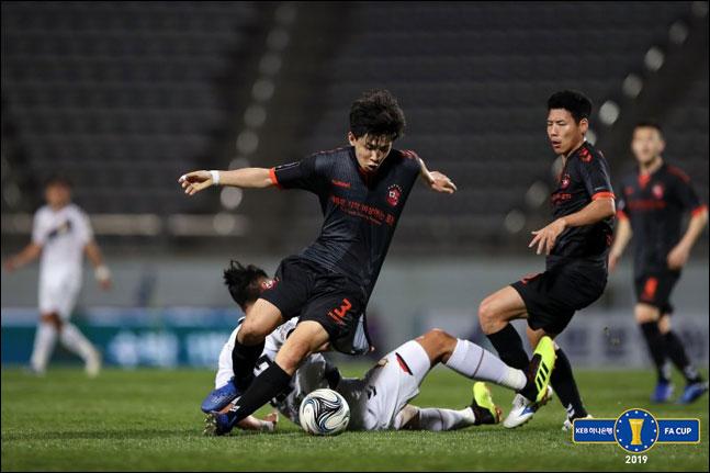'2019 KEB하나은행 FA CUP' 16강전(5라운드)이 오는 15일(수) 열린다. ⓒ 대한축구협회