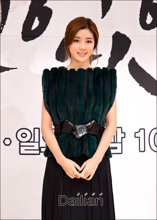 배우 박한별이 남편의 선처를 호소하는 자필 탄원서를 법원에 제출한 것으로 알려졌다. ⓒ 데일리안