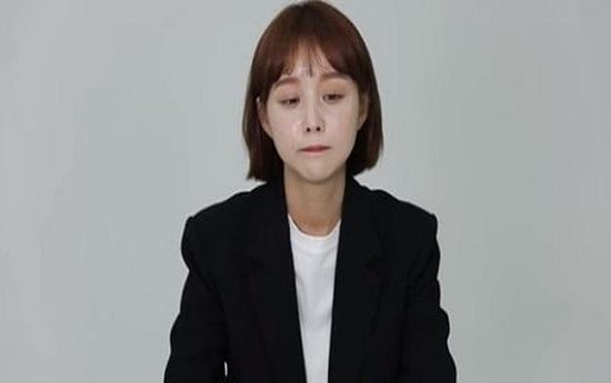 임지현 부건에프엔씨 전 상무. ⓒ유튜브 영상 캡처.