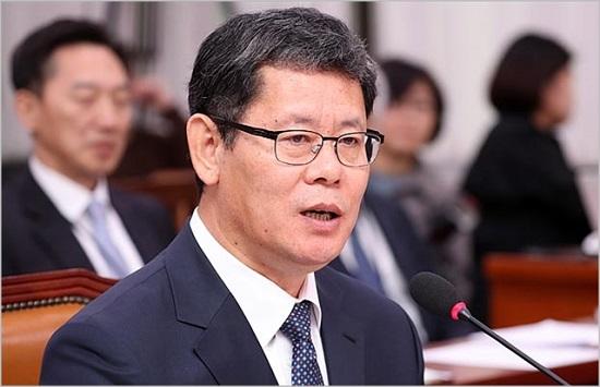 김연철 통일부 장관 ⓒ데일리안 박항구 기자