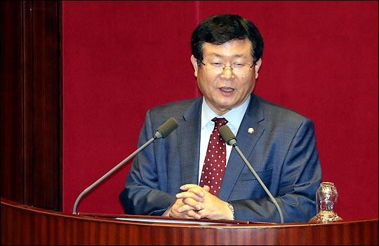 설훈 더불어민주당 최고위원 ⓒ데일리안 박항구 기자
