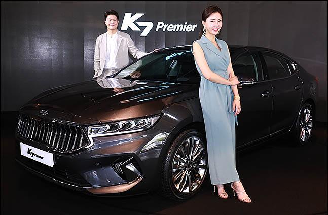 기아자동차가 서울 강남구 기아차 브랜드 체험관 비트360에서