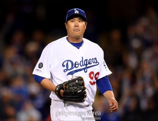 류현진이 17일 홈 다저스타디움에서 열리는 시카고 컵스전에 선발 등판한다. ⓒ 게티이미지
