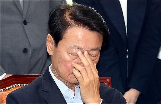 지난 17일 오전 자유한국당 사무총장에서 전격 사퇴한 한선교 의원(자료사진). ⓒ데일리안 박항구 기자