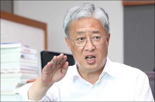 유성엽 민주평화당 원내대표(자료사진). ⓒ데일리안 박항구 기자