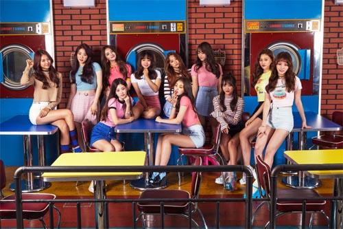 프로젝트 걸그룹 아이오아이가 10월 9인조로 컴백한다.ⓒYMC