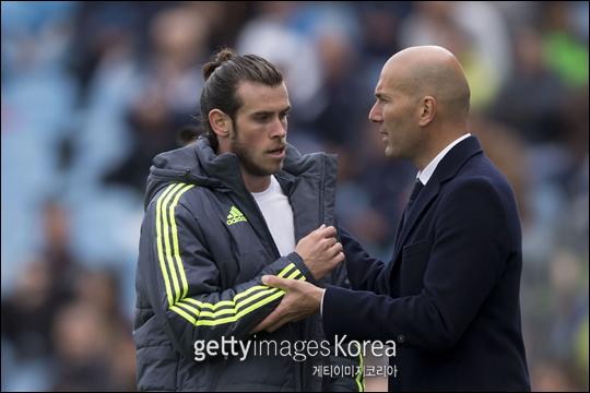 레알 마드리드를 떠날 것이 확실시되는 가레스 베일. ⓒ 게티이미지