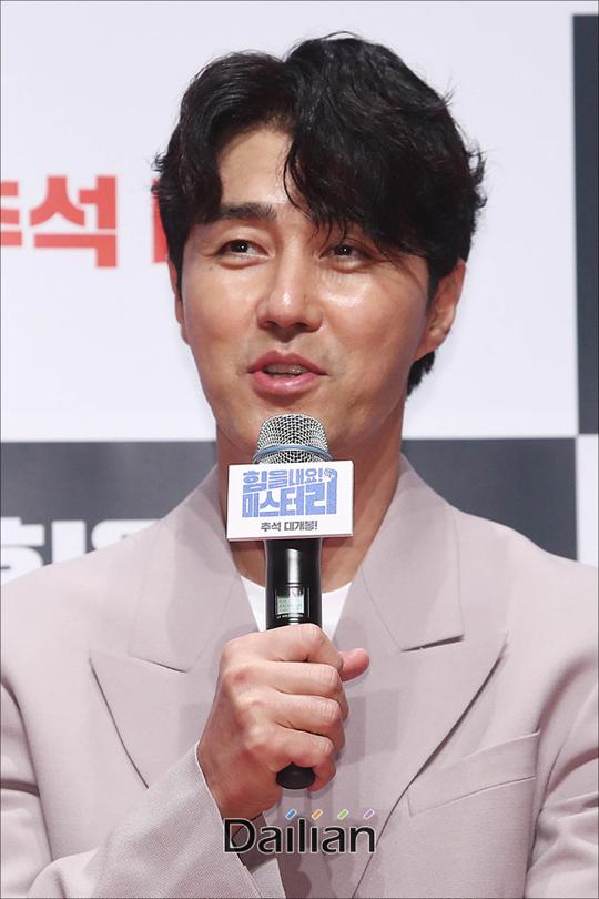 배우 차승원이 7일 오전 서울 강남구 CGV압구정에서 열린 영화