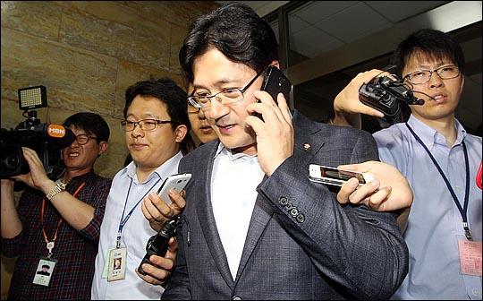 홍익표 더불어민주당 수석대변인(자료사진). ⓒ데일리안 박항구 기자