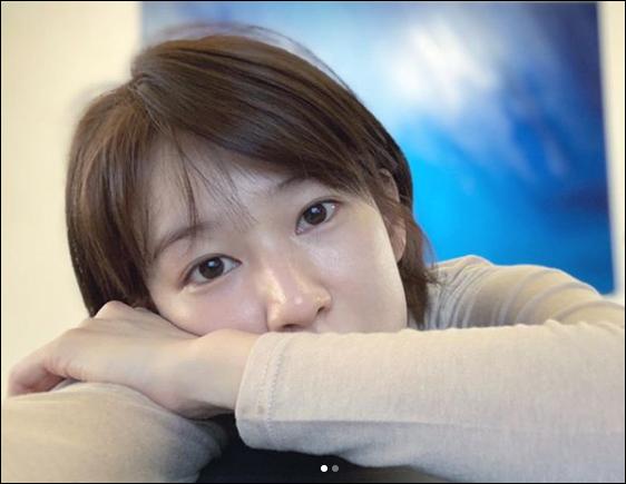 연극 비매너 관람 논란에 휩싸인 오혜원이 사과문을 게재했다. 오혜원 인스타그램 캡처.