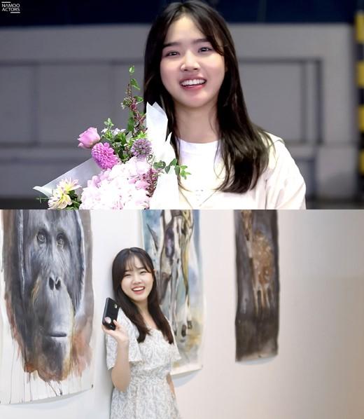 배우 김향기가 JTBC 월화드라마