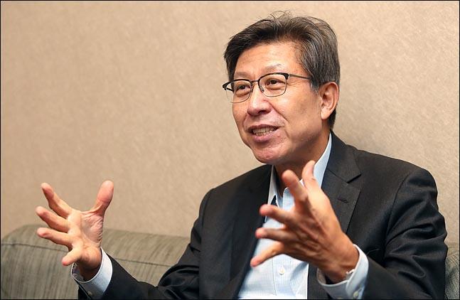 박형준 플랫폼 자유와 공화 공동의장ⓒ데일리안 박항구 기자