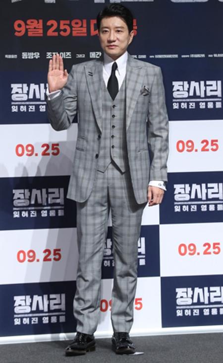 배우 김명민이 영화