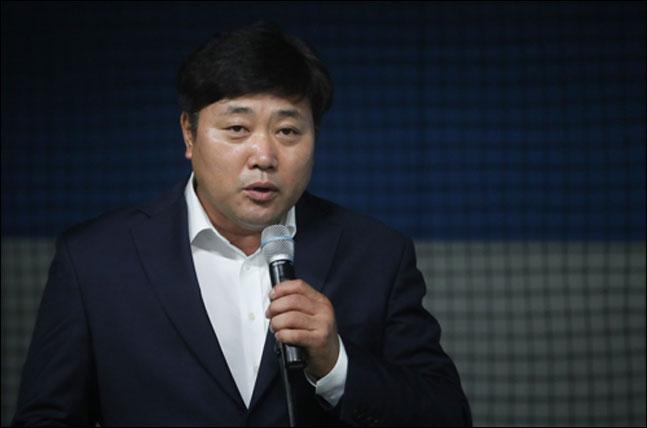양준혁. ⓒ 연합뉴스
