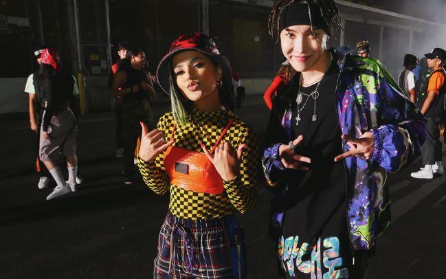 그룹 방탄소년단의 제이홉이 영국 오피셜 차트에 이어 미국 빌보드 차트에도 이름을 올렸다.ⓒ 빅히트엔터테인먼트