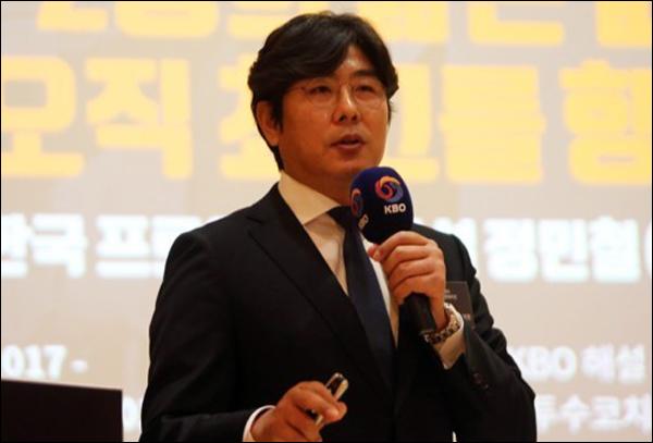 정민철 한화 신임 단장. ⓒ 연합뉴스