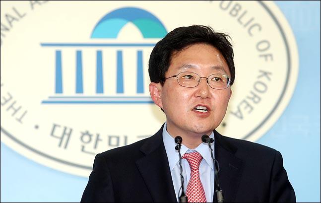 김용태 자유한국당 의원(자료사진). ⓒ데일리안 박항구 기자