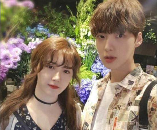 안재현과 구혜선이 설리의 사망 소식에 충격을 감추지 못했다. ⓒ 구혜선 SNS