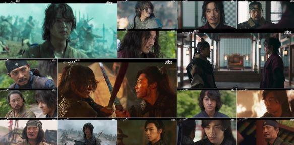 '나의 나라'가 웰메이드 사극의 진가를 발휘하며 시청자들을 사로잡고 있다. ⓒ JTBC