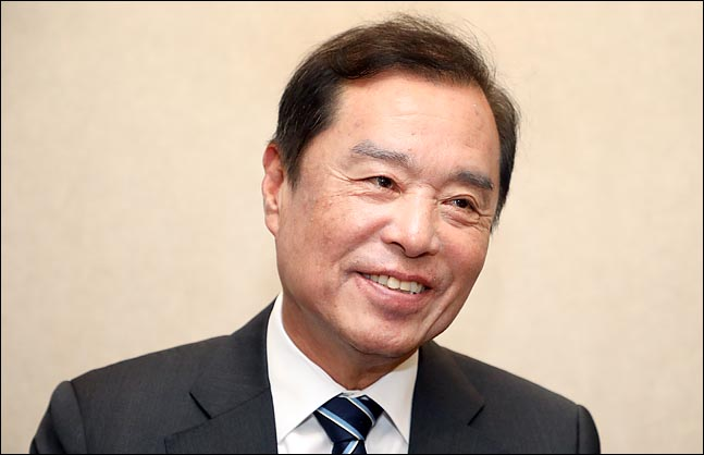 김병준 전 자유한국당 비상대책위원장. ⓒ데일리안 박항구 기자