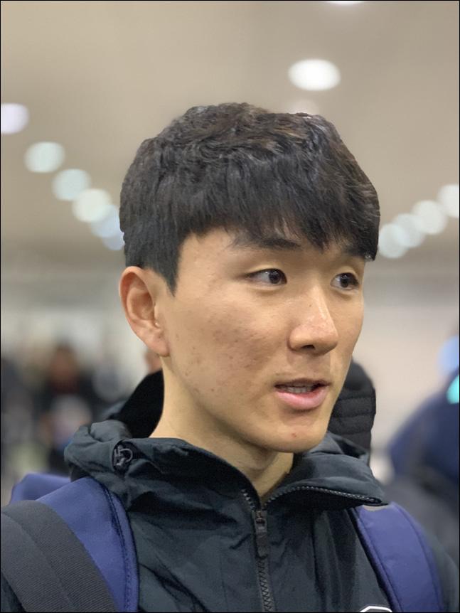 대표팀 미드필더 황인범. ⓒ 뉴시스
