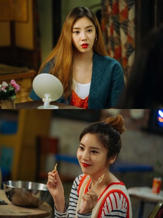 손담비가 물오른 연기를 펼치며 안방극장을 사로잡고 있다. KBS 2TV 수목드라마