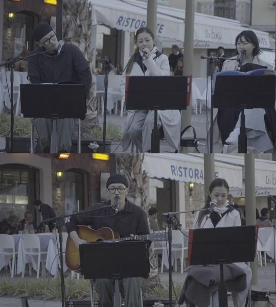 악동무지션 수현과 가수 김필이