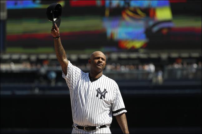 뉴욕 양키스의 베테랑 투수 CC 사바시아가 은퇴를 공식 선언했다. ⓒ 뉴시스