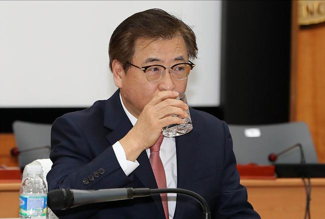 서훈 국정원장(자료사진). ⓒ국회사진취재단