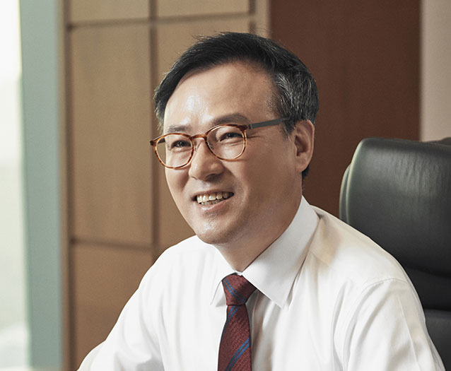 장동현 SK(주) 대표이사 사장. ⓒSK