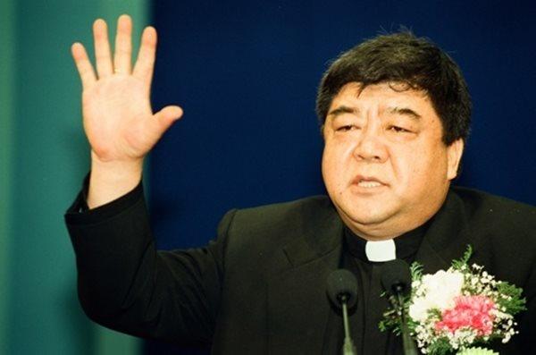 박홍 전 서강대학교 총장.ⓒ연합뉴스