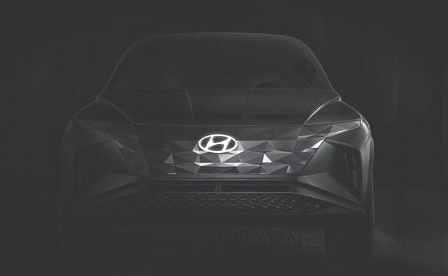 현대자동차 SUV 콘셉트카 티저 이미지. ⓒ현대자동차