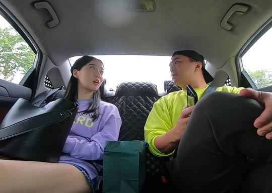 정준과 김유지가 열애 중이다. ⓒ TV조선