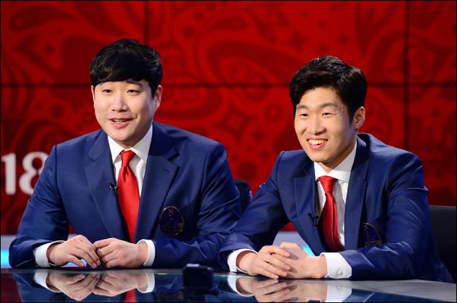 박지성이 옛 동료 크리스티아누 호날두(유벤투스)의 노쇼사건에 대해 입을 열었다.(자료사진) ⓒ SBS