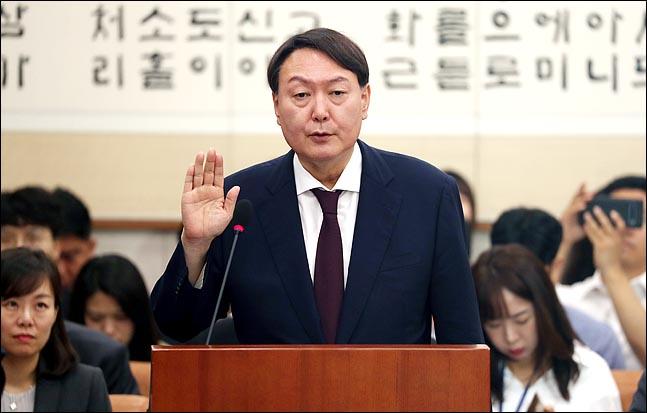 윤석열 검찰총장(사료사진 ⓒ데일리안