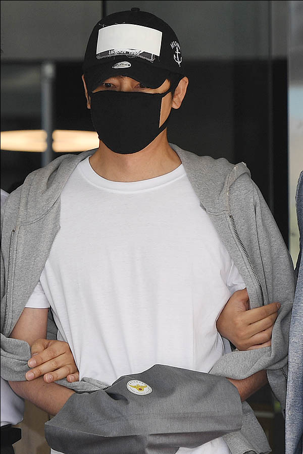 배우 강지환이 집행유예를 선고받아 실형을 면했다. ⓒ 데일리안 류영주